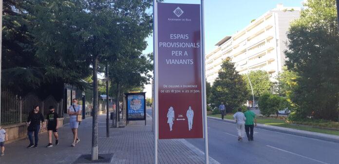 avinguda de Sant Jordi