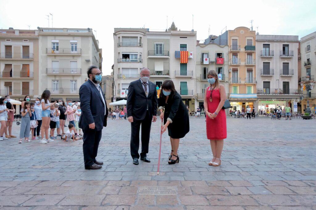 El pregó de Coia Ballesté enceta la Festa Major de Sant Pere 2020