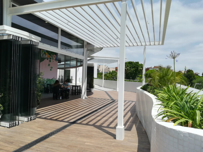 La Fira Centre Comercial estrena terrassa