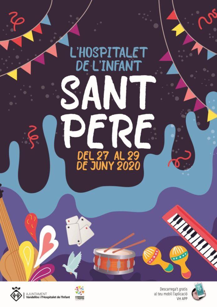 La Festa de Sant Pere de l'Hospitalet de l'Infant, en format reduït