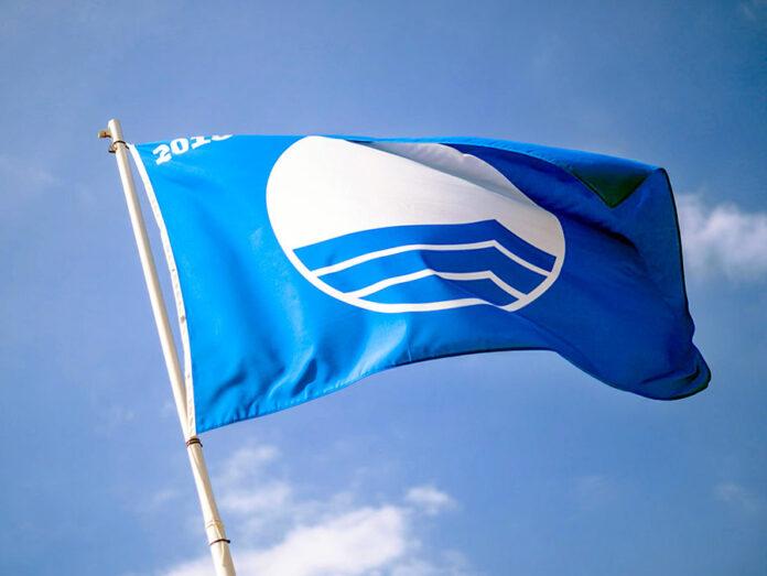 La Bandera Blava onejarà un estiu més a les platges de l'Hospitalet de l'Infant