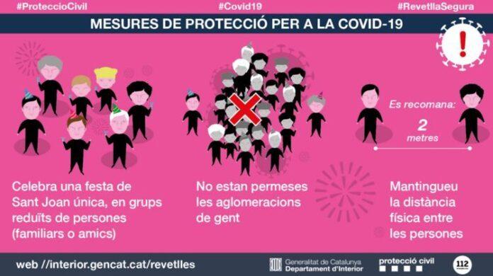 L'Ajuntament de Vandellòs i l'Hospitalet de l'Infant no organitzarà cap acte públic per Sant Joan