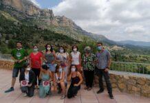 Nou establiments turístics, nous punts d'informació del Parc Natural de Montsant i EIN Serra de Llaberia