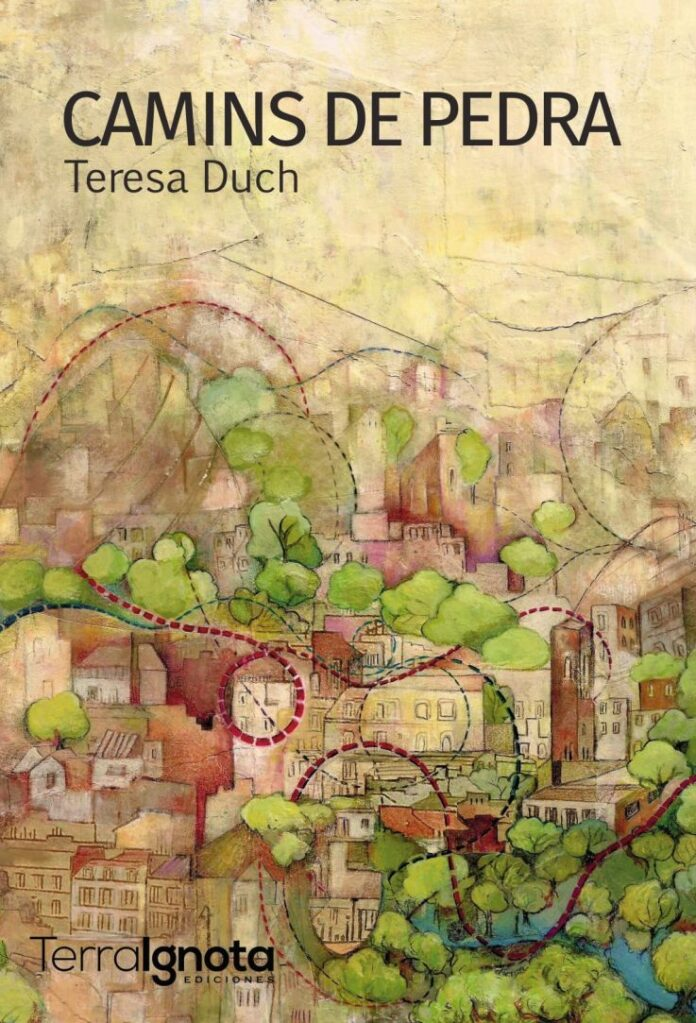 """Dues troballes prehistòriques de l'IPHES a Vimbodí i Poblet inspiren el llibre de relats """"Camins de pedra"""" de Teresa Duch"""
