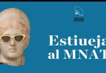 """""""Estiueja al MNAT"""", la nova programació del Museu Nacional d'Arqueologia de Tarragona"""