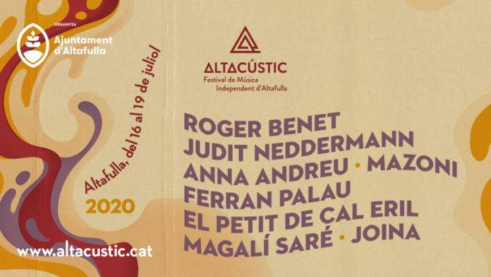 Demà engega el Festival Altacústic