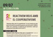 """Jornada en línia """"Reactivem Reus amb el Cooperativisme"""""""