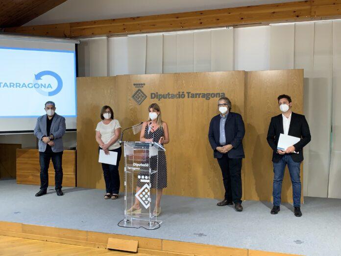 La Diputació de Tarragona presenta les convocatòries d'ajuts del Pla de Xoc COVID-19