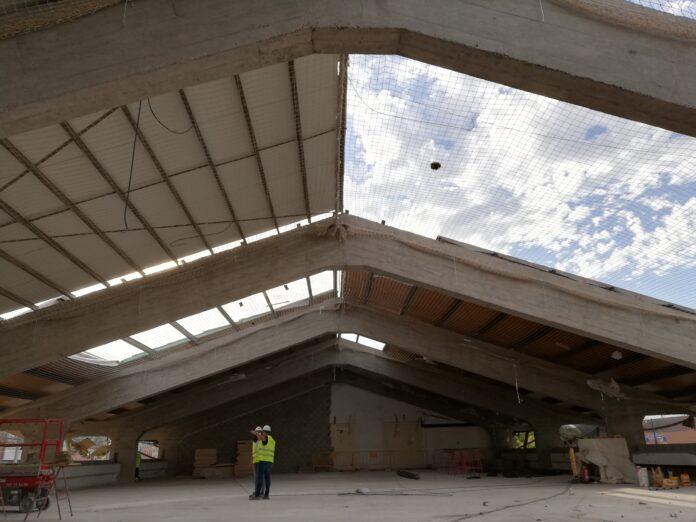 Una vidriera deixarà entreveure l'interior del Museu del Port de Tarragona