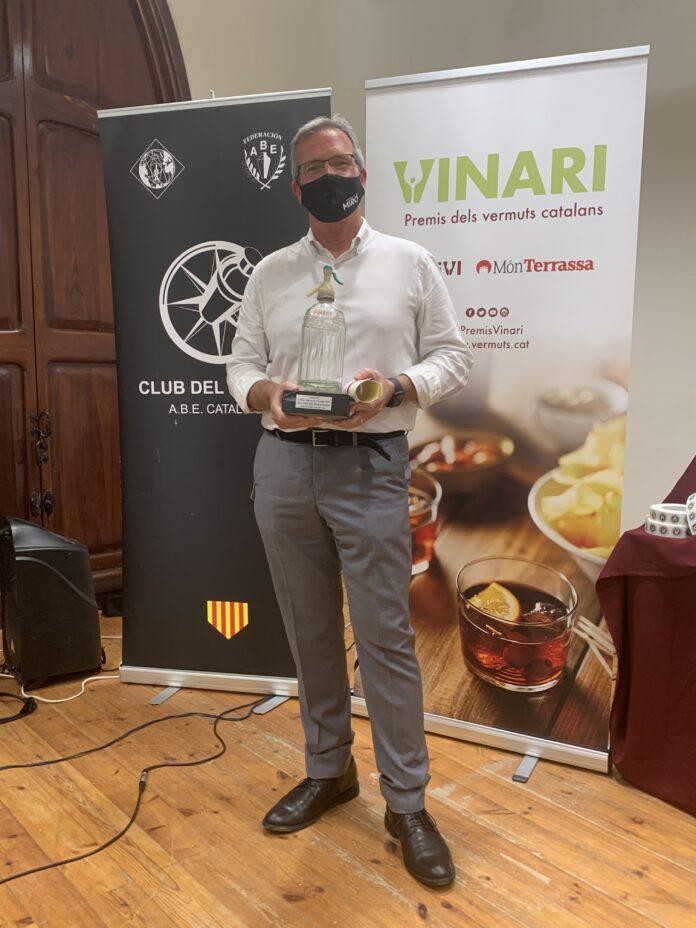 Vermut Miró Gran Reserva Especial guanya el Vinari d'Or al millor Vermut per còctels 2020