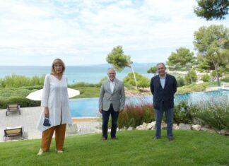 Salou celebra la consecució de la nova Marca Golf, que amplia les certificacions en turisme esportiu