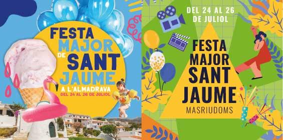 Els nuclis de Masriudoms i de l'Almadrava, de Vandellòs i l'Hospitalet de l'Infant, celebraran aquest cap de setmana les seves festes majors