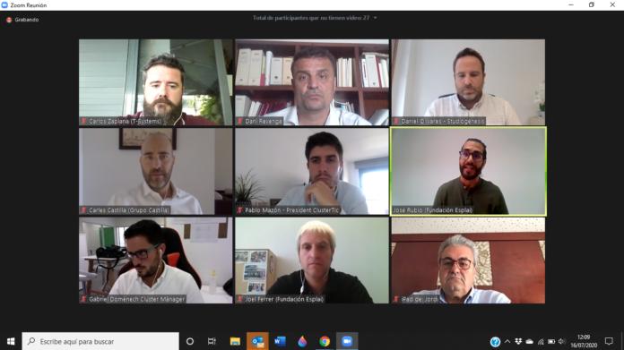 El Clúster TIC Catalunya SUD i la Cambra de Reus impulsen l'Escola TIC online