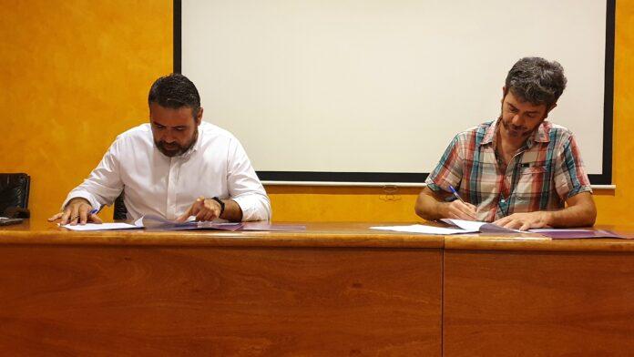 El Celler Cooperatiu de Vila-rodona i la Cooperativa de Barberà signen un conveni d'intercooperació per elaborar conjuntament la verema