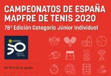 El Club Tennis Reus Monterols acollirà el Campionat d'Espanya Júnior de Tennis