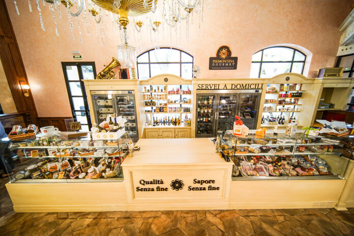 La Piemontesa implanta a Reus el primer ristorante-botiga de la cadena