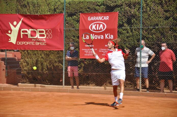 Gran inici del Campionat d'Espanya Júnior de Tennis al Club Tennis Reus Monterols