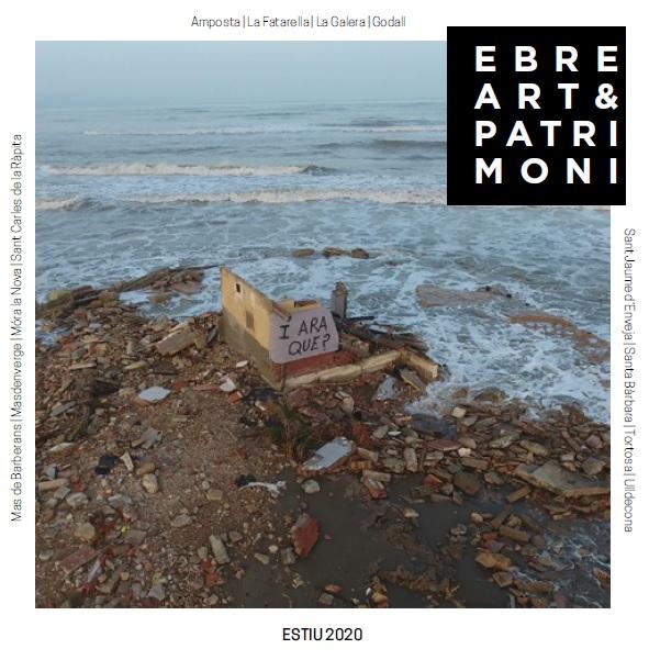 Els museus i espais patrimonials es reivindiquen en l'edició més audiovisual del cicle Ebre, Art & Patrimoni