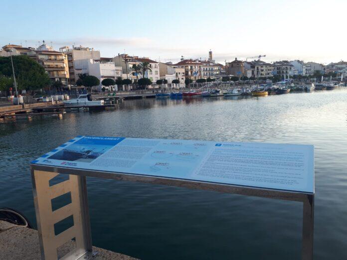 El port de Cambrils estrena un itinerari didàctic a la zona de pesca per als visitants