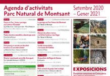 El Parc Natural de Montsant reprèn les activitats d'educació ambiental i les destinades al públic general