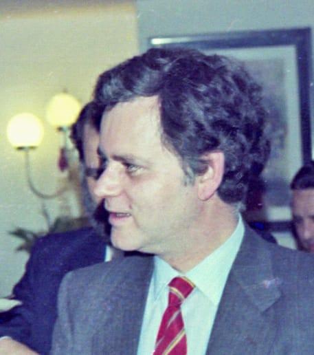 Mor Anton Baiges Ballesté, botiguer i membre de la primera junta de la Unió de Botiguers de Reus
