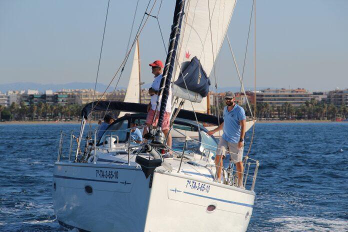 Les embarcacions Rossina di Mare i Mestral Fast guanyen la Regata Rei en Jaume
