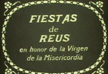 Les Festes de Misericòrdia de l'any 1929, en un pel·lícula