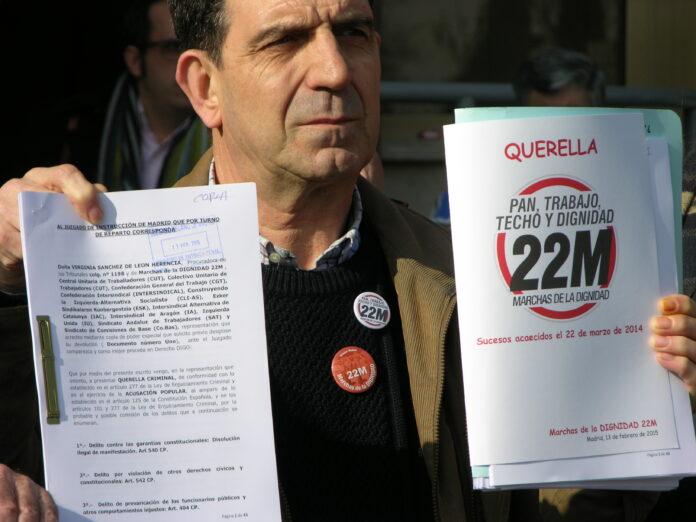 L'activista Ernesto Sarabia Alfaro guanya el Memorial per la Pau Josep i Liesel Vidal 2020