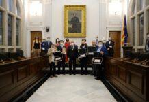 Els Guardons de la Ciutat inicien oficialment les Festes de la Mare de Déu de Misericòrdia 2020