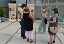 Desplaçaments forçosos, sol·licituds d'asil i tatuatges a la nova exposició del Cetre Cívic Llevant