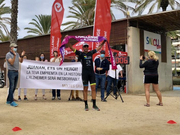 El CHALLENGE X L'ALZHEIMER de Juanan Fernandez és tot un èxit