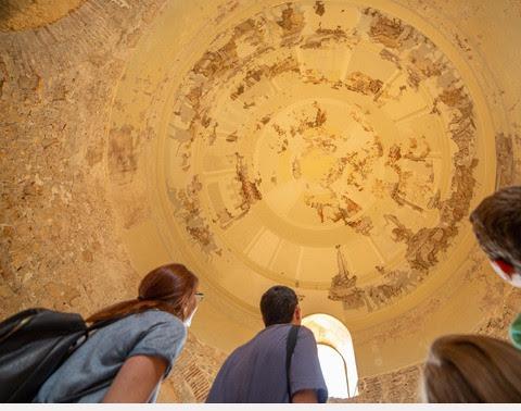 Visita guiada al Conjunt monumental de Centcelles