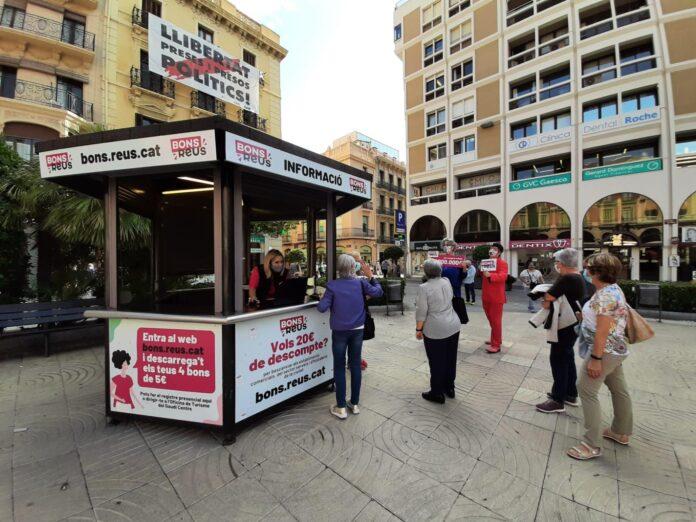 La campanya Bons Reus arriba a les 63.000 descàrregues