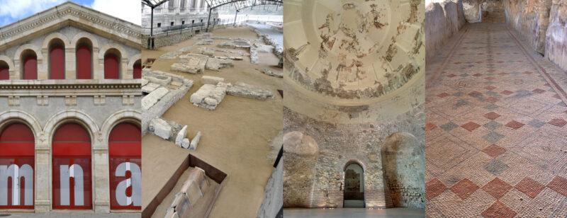 Portes obertes Jornades Europees de Patrimoni - MNAT