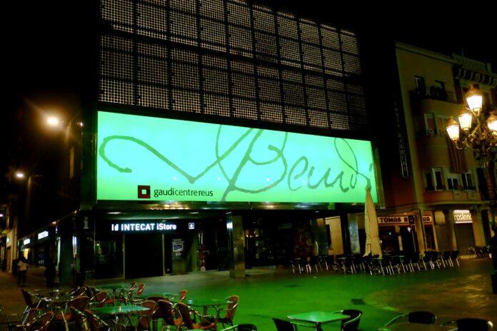 El Gaudí Centre s'il·luminarà de color verd amb motiu del Dia de la Salut Mental