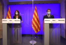 El Govern acorda el tancament perimetral de Catalunya durant 15 dies i un confinament municipal els caps de setmana