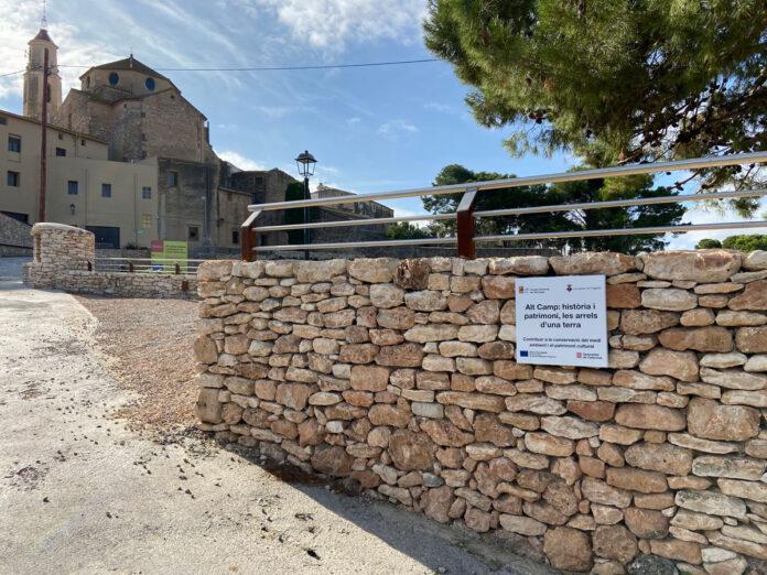 L'entorn del Pi de Puigpelat s'ha convertit en un nou atractiu turístic comarcal