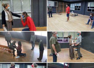 La companyia TEBAC ajorna l'estrena teatral prevista al Bartrina