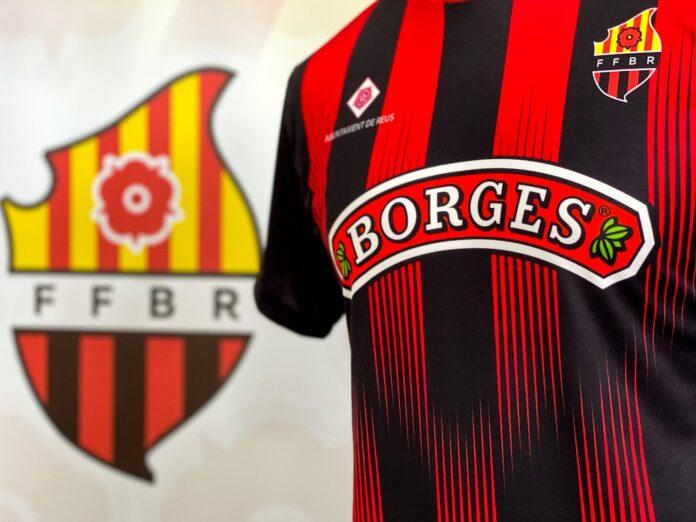 Borges i Fundació Futbol Base Reus renoven la seva aposta pel foment de l'esport a la ciutat