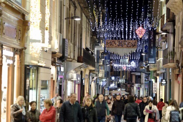 L'Ajuntament ajudarà a finançar les llums de Nadal fins al 70% del cost