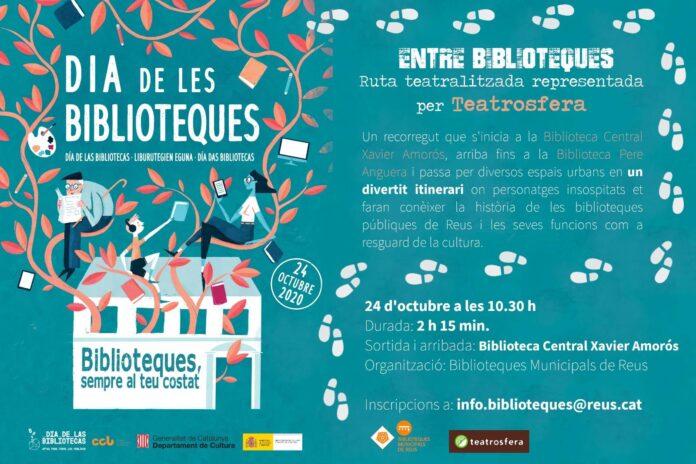 El Dia de les Biblioteques arriba a Reus