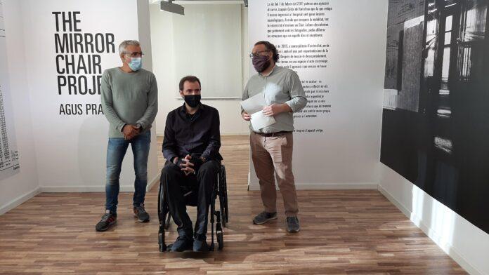 Una mostra fotogràfica de superació vital obre la temporada d'exposicions al CIMIR