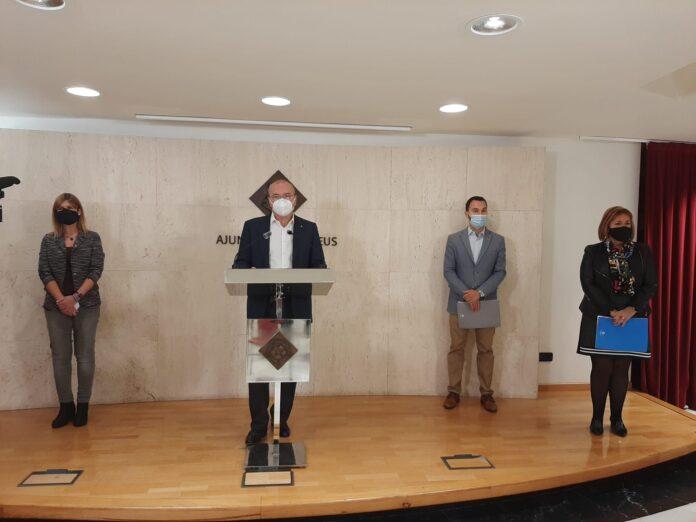 El Govern de Reus anuncia una reforma fiscal per atraure noves empreses, crear ocupació i fomentar l'habitatge protegit