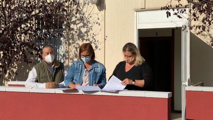 La seu social del Centre Cívic Barri Gaudí s'amplia amb un mòdul al carrer Terol