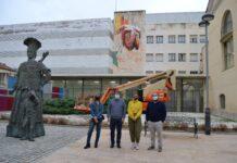 El carrer Sant Joan estrena mural