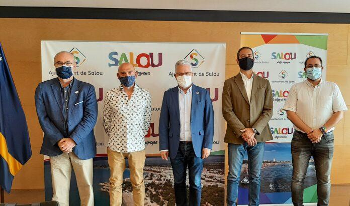 L'Ajuntament de Salou signa un protocol de reactivació econòmica i emergència social amb l'Associació Shopping Salou