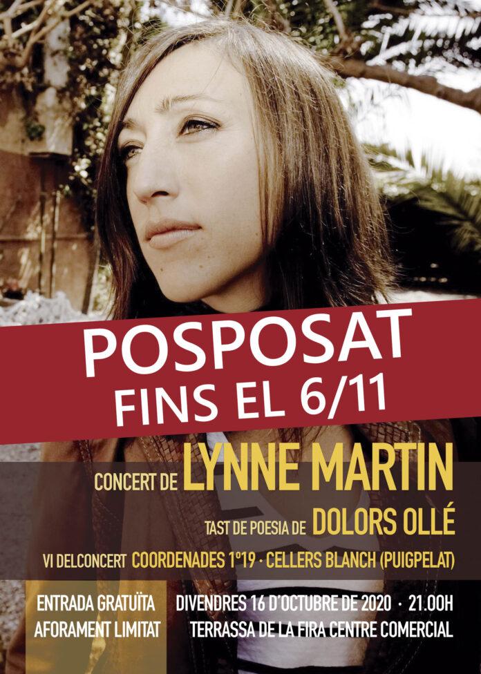 Es posposa el tercer concert del Festival Di(vi)nes previst per aquest divendres a la Fira Centre Comercial