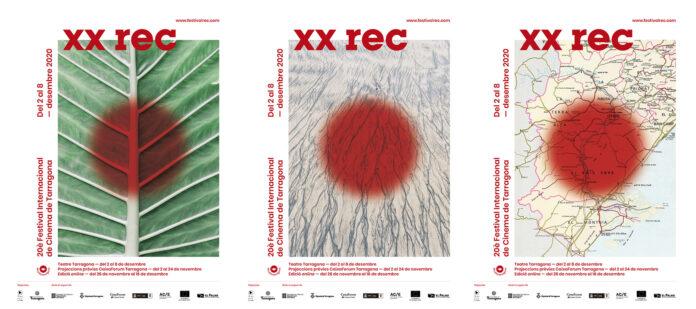 El Festival REC 2020 celebra el 20 aniversari amb una imatge gràfica que reivindica la força del cinema