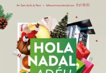 La Fira Centre Comercial sorteja 500 € en targetes regal perquè els seus clients donin la benvinguda al Nadal