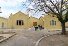 La Fàbrica del Pla de Santa Maria recupera el seu aspecte original